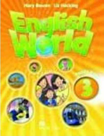English World 3 Pupils book