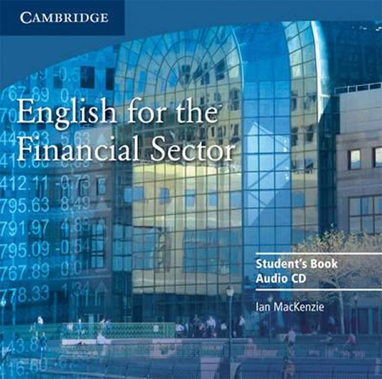 English for the Fin. sec. CD