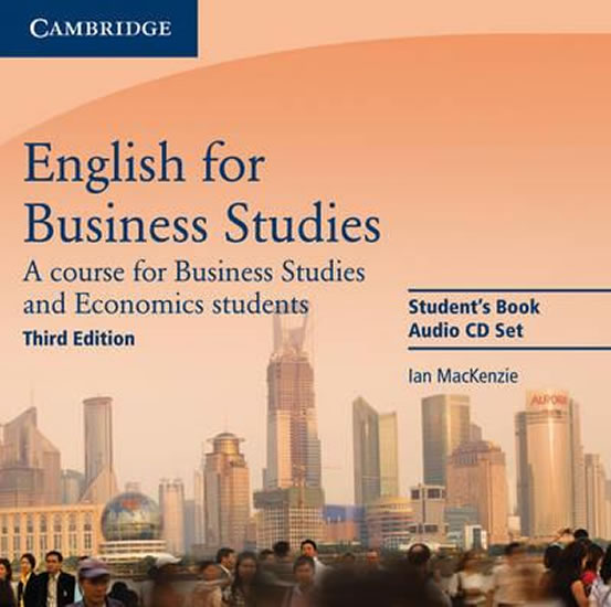 Eng for Business Studies 3E CD