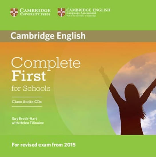 Complete First for Schools:Class Audio CDs (2)