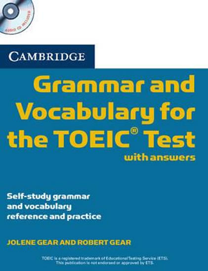 Camb Gram ang Vocab for TOEIC+answer