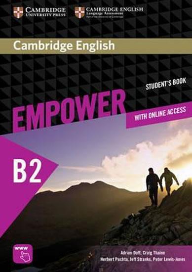 Cambridge english Empower Upper interm. SB with Online Assesm B2