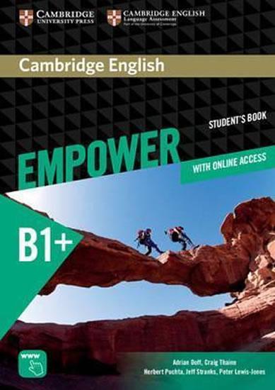 Cambridge English Empower Interm. SB with Online Assesm B1+