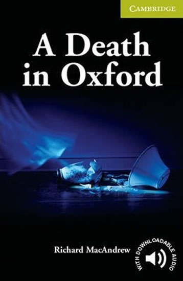 Camb Eng Rdrs Starter A Death in Oxford