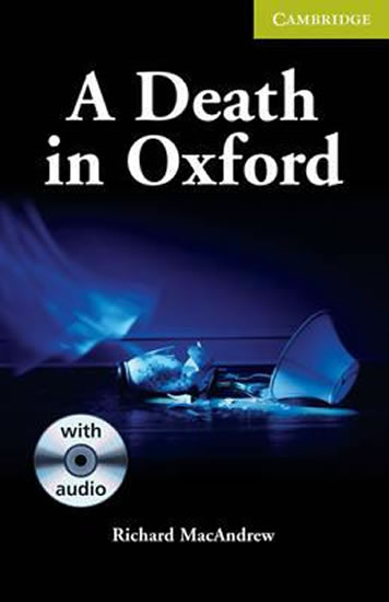 CUP 0 Death in Oxford + CD
