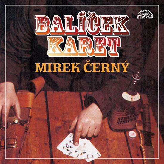 CD MIREK CERNY - BALICEK KARET