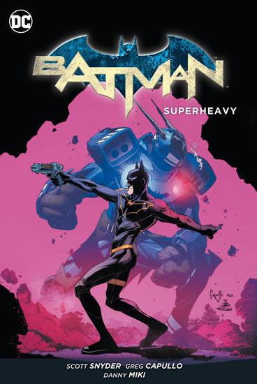 BATMAN - SUPERTÍHA (VÁZ)