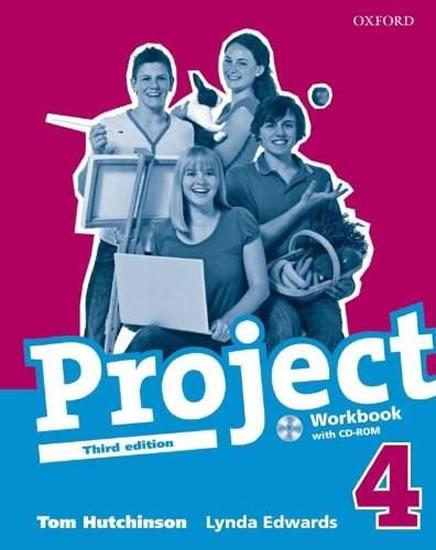Project 4 Pracovní sešit + CD-Rom  3.vydání  Oxford