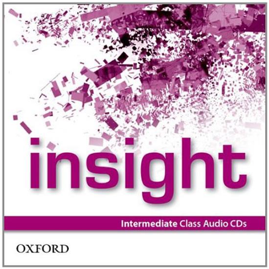 Insight Intermediate Class Audio CDs