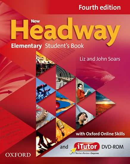 New Headway 4th edition Elementary SB + DVD