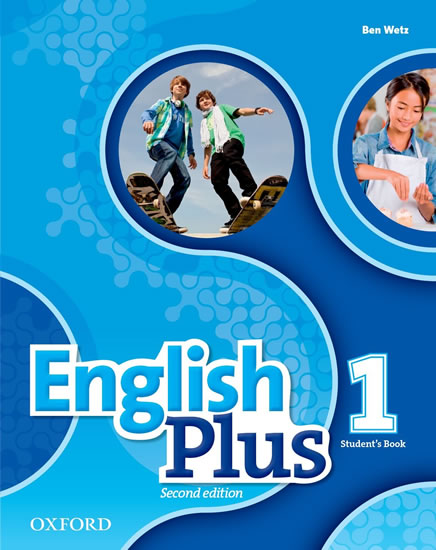 English Plus Second Edition 1 Student´s Book