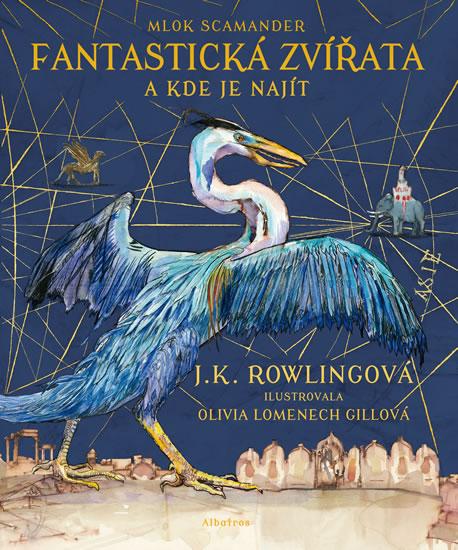 Výsledek obrázku pro fantastická zvířata a kde je najít kniha
