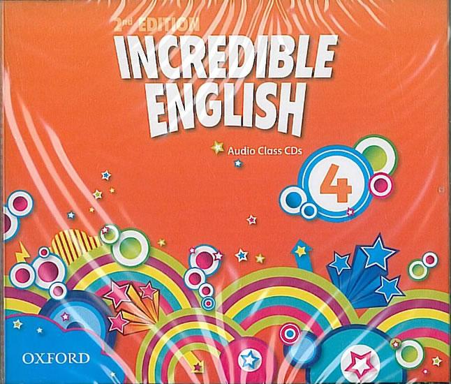 Incredible English 2nd ed. 4  CL+CD