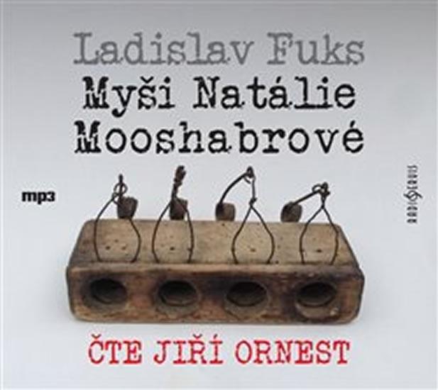 CD Myši Natálie Mooshabrové