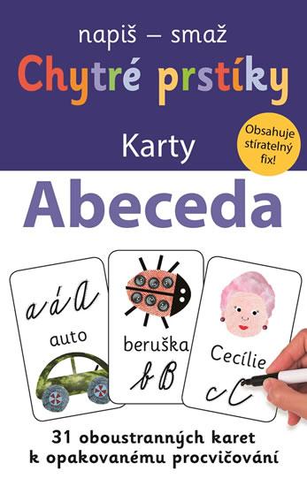Abeceda - Chytré prstíky