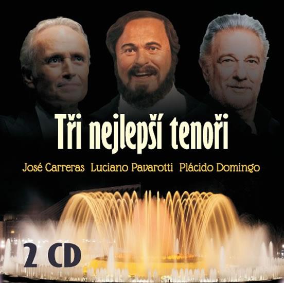 Nejlepší tenoři - výběr písní 2CD