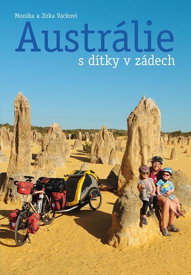 Austrálie s dítky v zádech