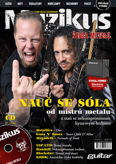 ŠKOLA METALU + CD