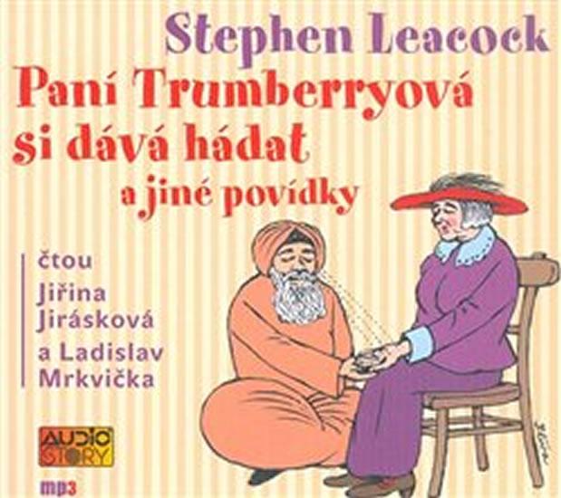 CD Paní Trumberryová si dává hádat a jiné povídky