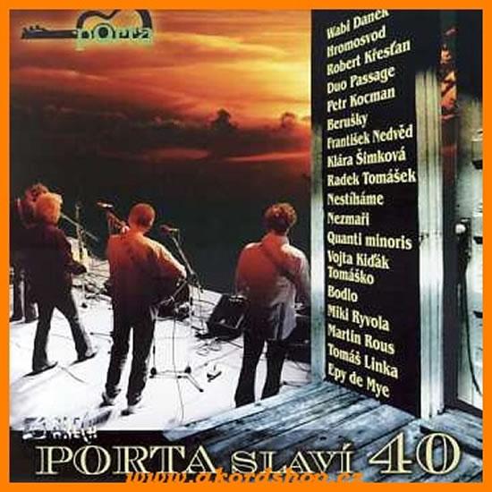 Porta slaví 40 let CD