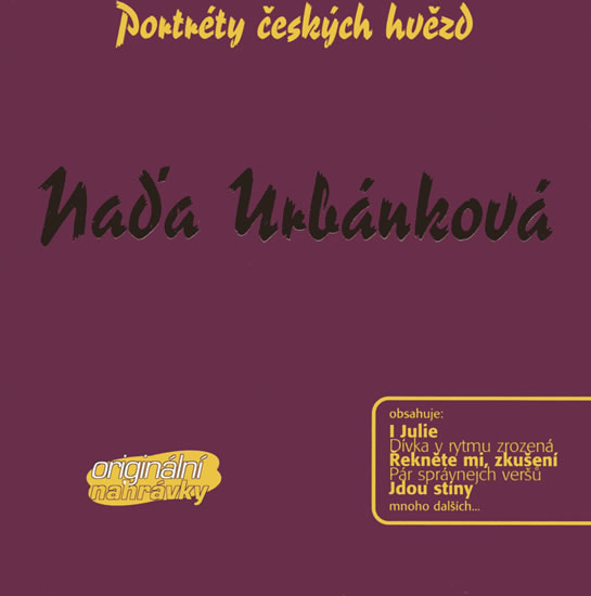 Naďa Urebánková CD