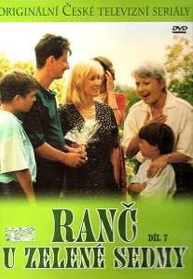 Ranč U Zelené sedmy 7 - DVD