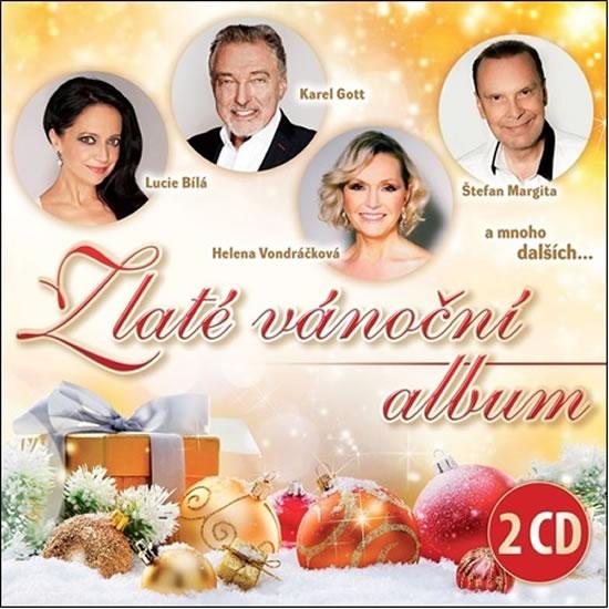 CD ZLATÉ VÁNOČNÍ ALBUM
