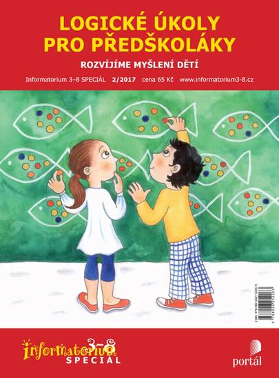 INFORMATORIUM 3-8 SPECIÁL LOGICKÉ ÚLOHY PRO PŘEŠKOLÁKY