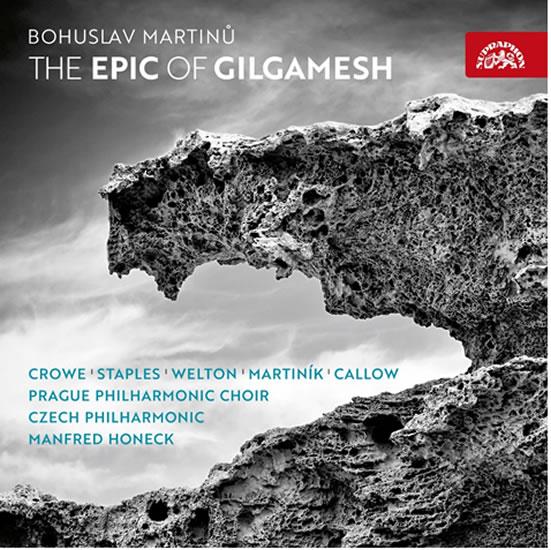 Epos o Gilgamešovi - CD