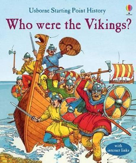 Who Were Vikings