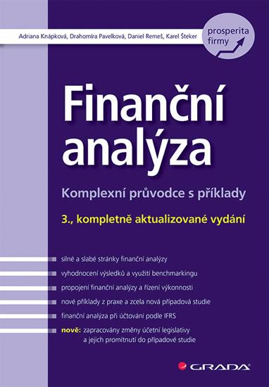 FINANČNÍ ANALÝZA - 3., KOMPLETNÍ PRŮVODCE S PŘÍKLADY