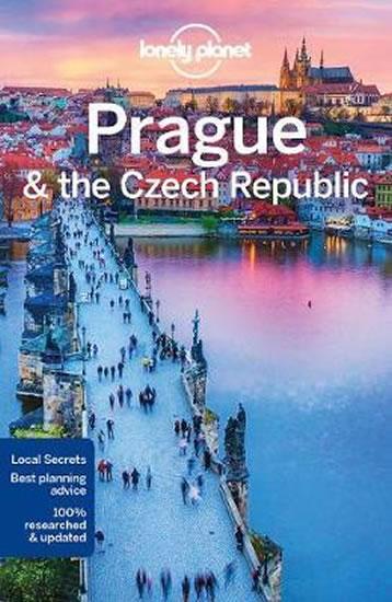 Prague & the Czech Republic - Travel Guide LP