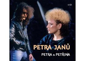 Petra & Petřina - 4 CD