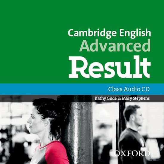 Cambridge english Advanced result class