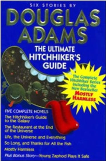 The Complete Hitchhiker´s Guide...
