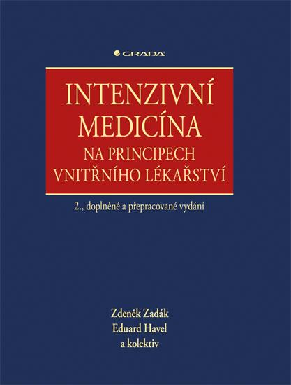 Intenzivní medicína na principech vnitřního lékařství