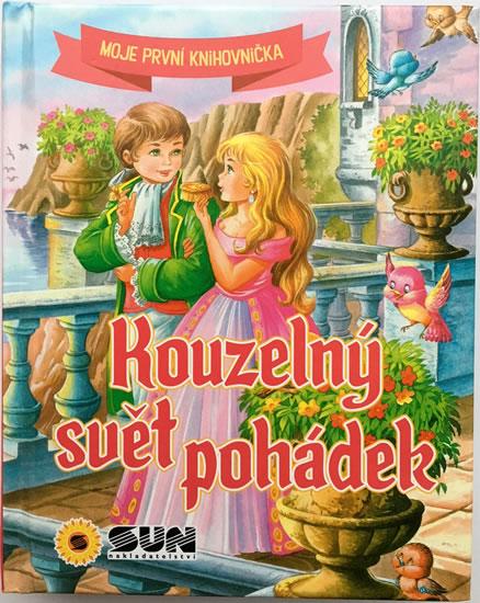 103-12 KOUZELNÝ SVĚT POHÁDEK -