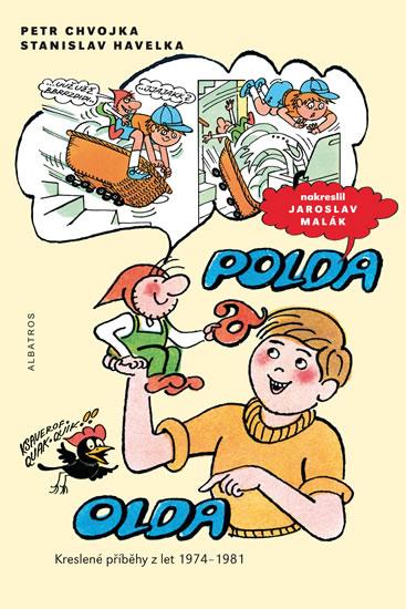 POLDA A OLDA KOMIKS