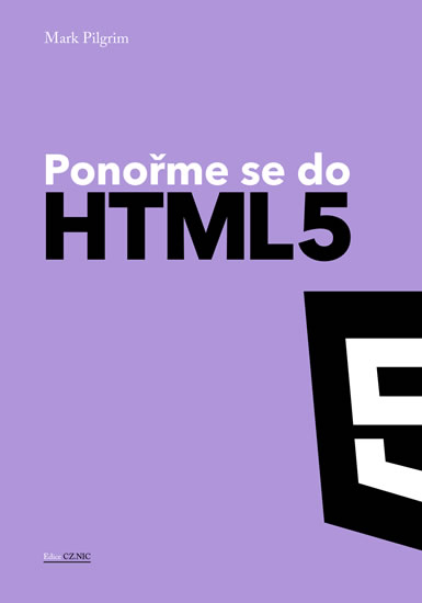 PONOŘME SE DO HTML5