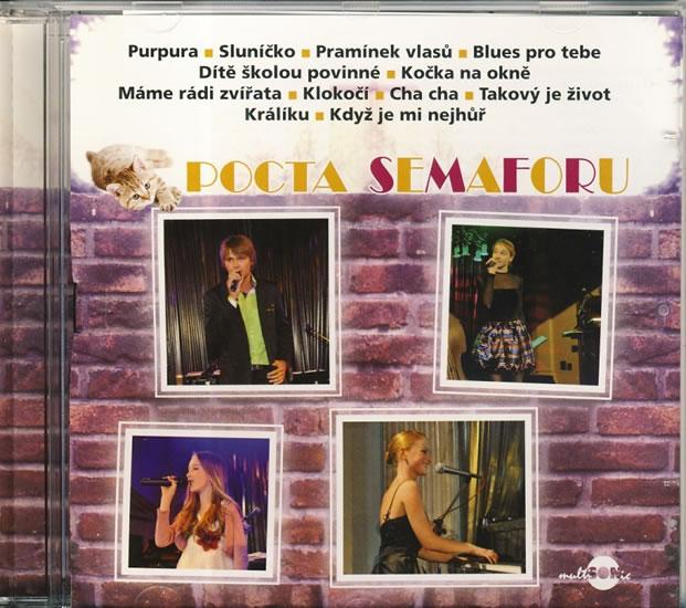 Pocta Semaforu - CD