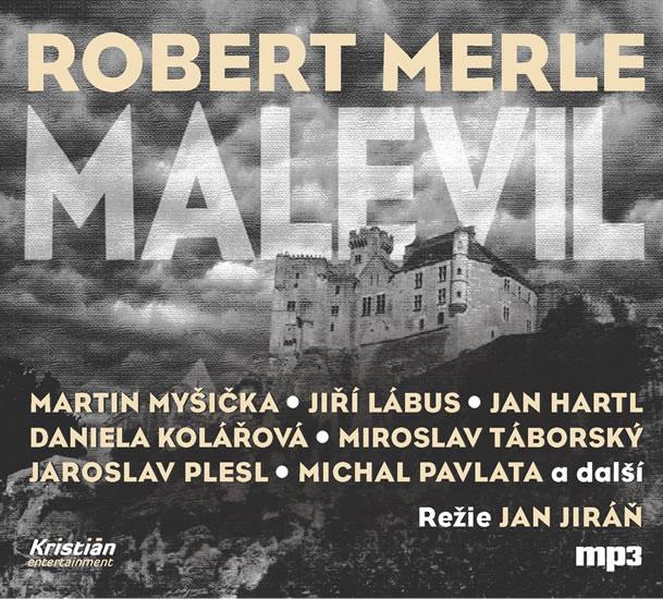 CD Malevil - CDmp3
