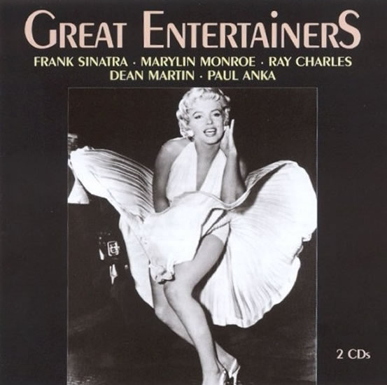 GREAT ENTERTAINERS - 2CD
