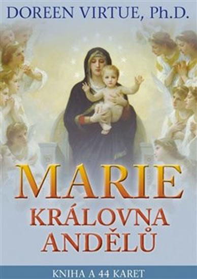 MARIE KRÁLOVNA ANDĚLŮ - KARTY