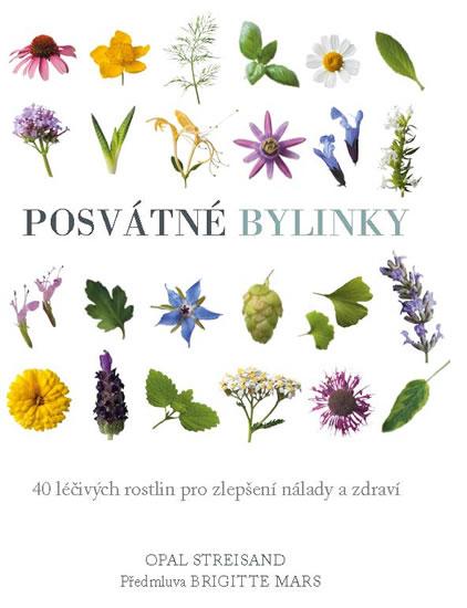 Posvátné bylinky - 40 léčivých rostlin pro zlepšení nálady a zdraví