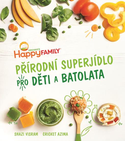 Kniha Přírodní superjídlo pro děti a batolata  b2fb04117b