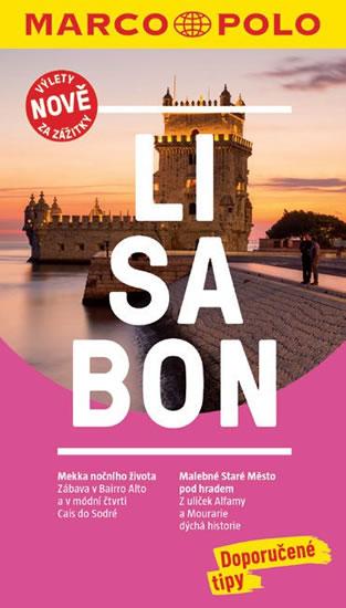 LISABON / MP PRŮVODCE NOVÁ EDICE