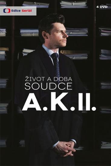 4 DVD A.K.II. Život a doba soudce