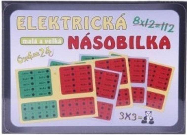 ELEKTRICKÁ NÁSOBILKA/BONAPARTE