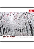 Martinů Madrigaly - CD