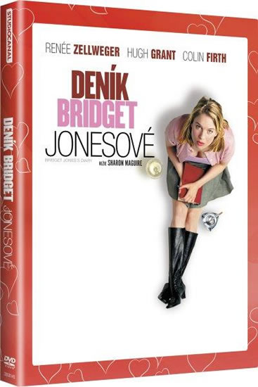 Deník Bridget Jonesové (edice valentýn) DVD